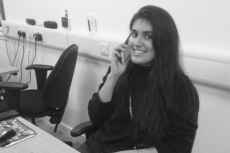 Nadia Johal - Assistant Accommodation Manager - Cityheart