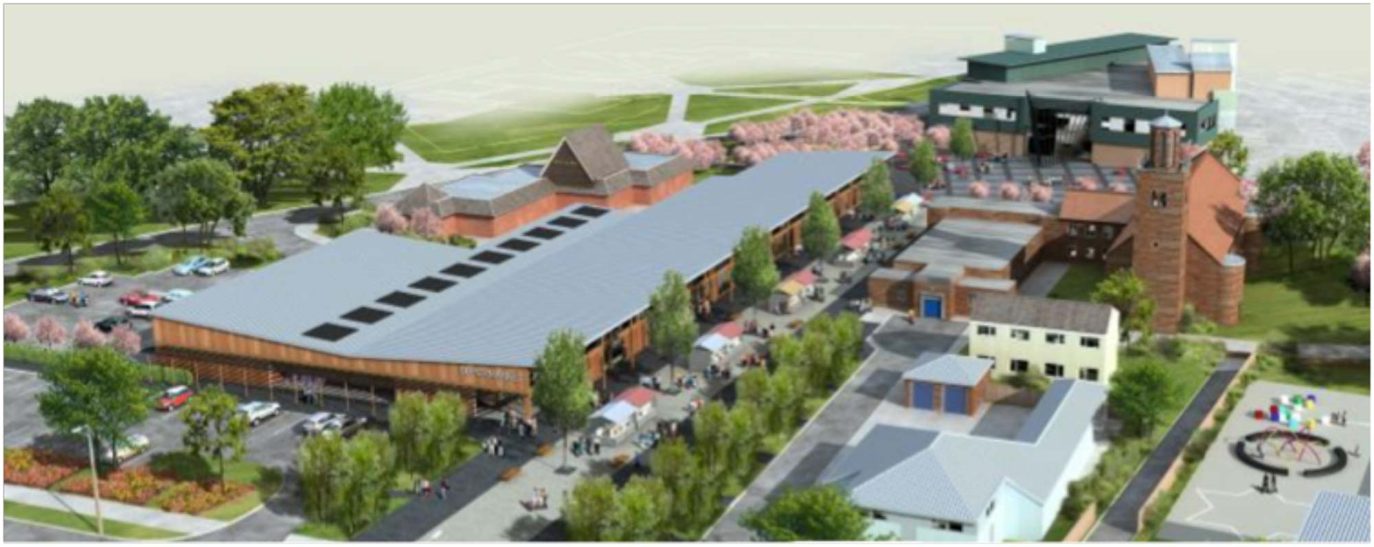 Orchard park retail scheme cityheart for Orchard park