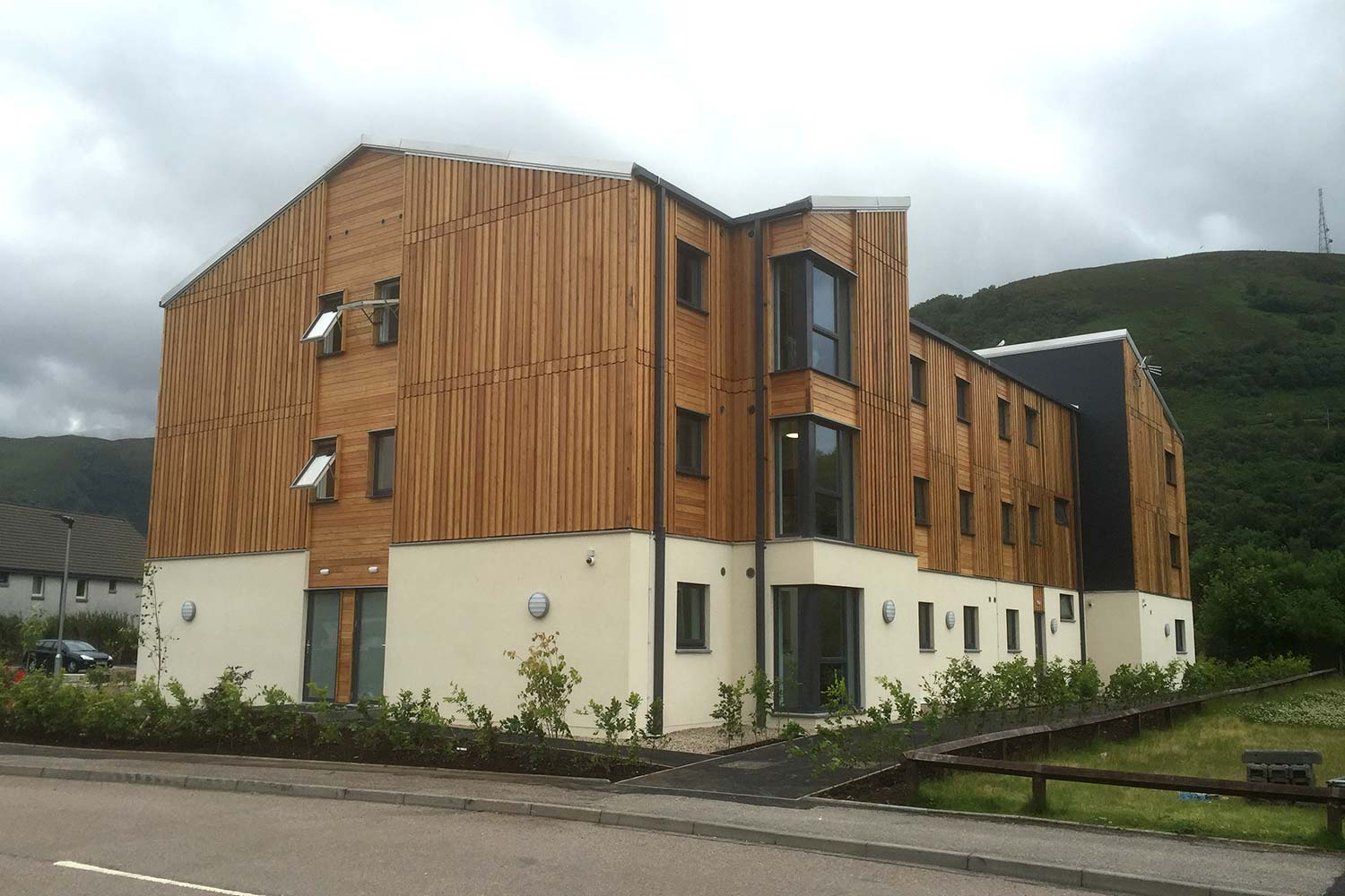West Highland College at Fort William